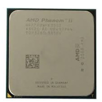 Phenom Ii 2 X3 720 2.8ghz Socket Am3 Tricore Black +garantia