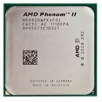 Processador Phenom X4 820 2,8 Ghz Socket Am3 Oem E Garantia!