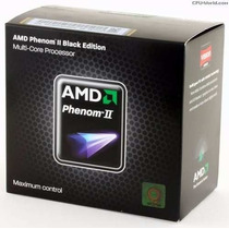 Amd Phenom Ii X4 955 Quad Core 3.2ghz - Black Edition