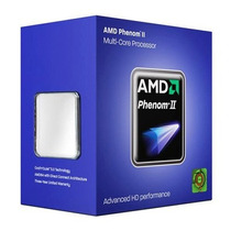 Processador Amd Phenom Ii X4 850 3.3 Ghz + Cooler Box