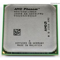 Processador: Amd Phenom X3 8750 2.4ghz Am2 Oem