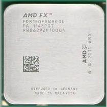 Processador Fx-8150 Zambezi X8 3.6ghz Am3+ Oem Com Garantia!