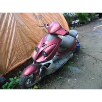 Par De Bengalas P/ Scooter Kasinski Prima 50cc.
