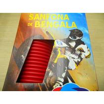 Sanfona Bengala 32 Dentes Vermelho Stlu 06141
