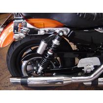 Amortecedor A Gás Hd ,vroad Moto Custom Qualquer Bichoque.