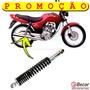 Amortecedor Traseiro Cg 125cc Titan 2000 Em Diante