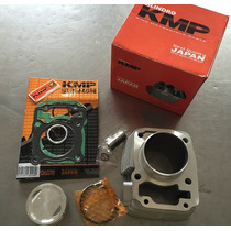 Kit Cilindr/pistã/anel 150 Pra 190cc Titan 150/fan/bros/mix