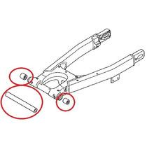 Kit Bucha + Rolamento Balança Traseira Honda Crf230