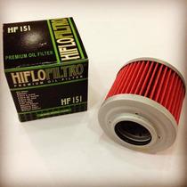 Filtro De Oleo Modelo Original Hiflo Hf151 Bmw G650gs 2010
