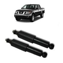 Par Amortecedor Dianteiro Nissan Frontier 4x4 2007 A 2012