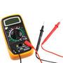 Multimetro Digital Com Sensor Mas 838