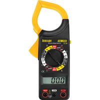 Alicate Amperímetro Multimetro Digital Ha-266 - Hikari