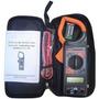 Alicate Amperímetro Digital 266 C Estojo Bateria Nota Fiscal