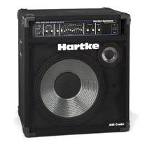 Amplificador Hartke 2155 Baixo Falante 15 E Drive 2000 Combo