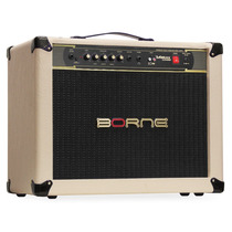 Amplificador Borne Para Guitarra Vorax 12100 100w Rms Creme