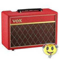 Cubo Amplificador Guitarra Combo Vox Pathfinder 10 Kadu Som