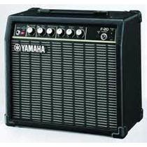 Yamaha - Amplificador Para Guitarra F-20 - Lacrado Na Cx