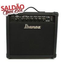 Caixa Ibanez Ibz15gr P/guitarra 15w Falante 8 Loja Shopmusic