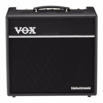 Vox Valvetronix Vt80+ Pedaleira 120w Valvulado Saldão