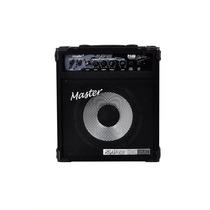 Cubo Amplificador Master Contra Baixo 90 W Slap 90 Em 12 X