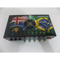Mesa De Som Amplificador Trinity Turbo Dance 2ch 150w