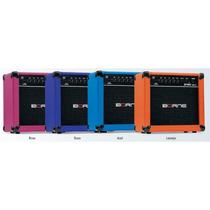 Amplificador Cubo Guitarra Borne Strike G70 + Brindes Fender