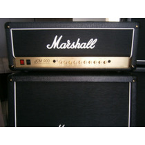 Amplificador Cabeçote Marshall Jcm 900 4100
