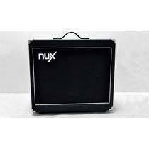 Amplificador Guitarra Digital Nux Mighty 50w Ef Aux 110v 12x