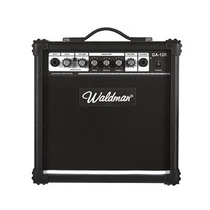 Amplificador Para Guitarra Waldman Ga-12r Novo (loja)