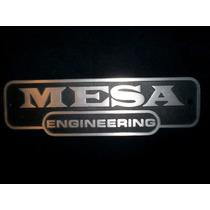 Logotipo Mesa Boogie P/ Amplificadores ( Marshall, Fender )