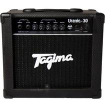 Cubo Amplificador Contra Baixo 30w Tagima Uranio 30