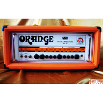 Cabeçote Orange Rockerverb 100 Mk Ii Divo Fitted