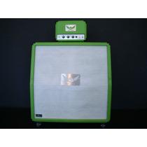 Amplificador Wg Dampe 10 +caixa 4x12 Wgmusicstore
