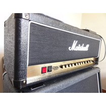 Set Marshall Cabeçote Dsl 100 E Mx412a