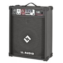 Caixa Amplificada Ll 200 Usb Multiuso P/ Violão E Microfone!