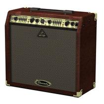 Amplificador P/ Violao E Voz Behringer Acx450 45 Watts 110v