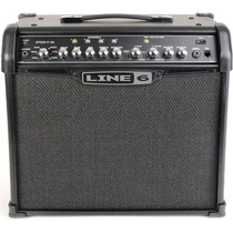 Cubo Amplificador Guitarra Line6 Spider Iv 30w C/ Efeitos