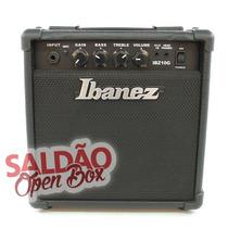 Caixa Ibanez Ibz10g P/ Guitarra 10w Alto-falante 6,5