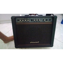 Cubo Amplificador Oneal 30wrms Com Footswitch