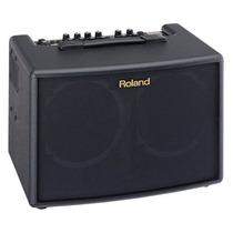 Amplificador Violão Roland Ac60 / Rw Na Cheiro De Música !!