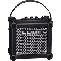 Amplificador Guitarra Roland M Cube Gx Na Cheiro De Música