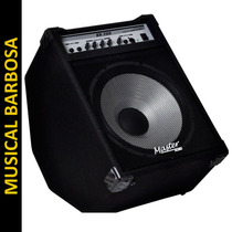 Cubo Amplificador Contra Baixo Bx 200 Rms Af15 Frete Gratis