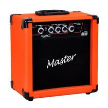 Cubo Para Guitarra Gt15 Tangerine Master 10210