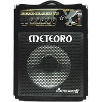 Amplificador Cubo Meteoro Star Black 12 130w Cone Aluminio