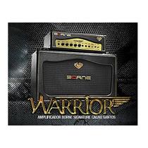 Amplificador Borne Guitarra Warrior Cacau Santos-pr.entrega