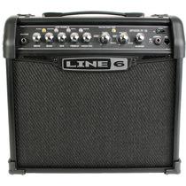 Line 6 Spider Iv 15 . Amplificador De Guitarra Cubo . Loja !