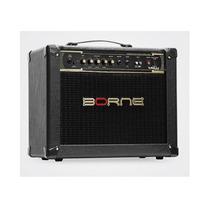 Amplificador Borne Para Guitarra-vorax 1050- 50w Rms-preto