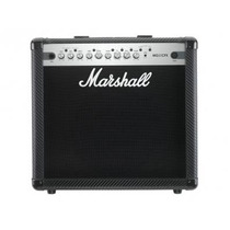 Amplificador Cubo Marshall Mg50cfx P/ Guitarra C/footswitch