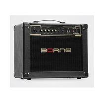 Amplificador Borne Vorax 1050 50w Varias Cores Brinde Fender