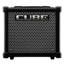 Amplificador Guitarra Roland Cube 10gx Na Cheiro De Música